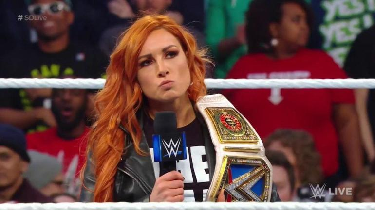 Without question, SmackDown women's champion Becky Lynch is the hottest act in the business right now, which gave everyone more than enough reason to tune into SmackDown Live Tuesday night.