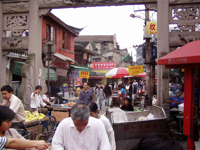 Old Town Shanghai Market