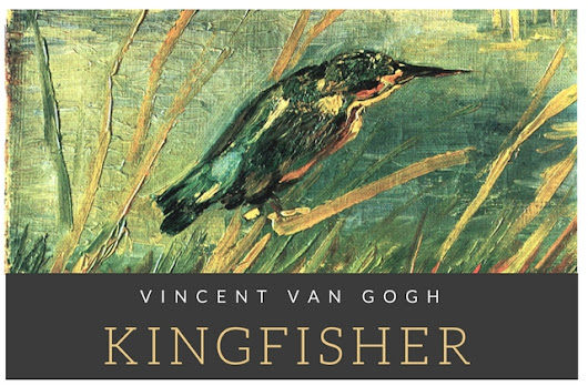 Kingfisher by Vincent Van Gogh - Indian Screw Up