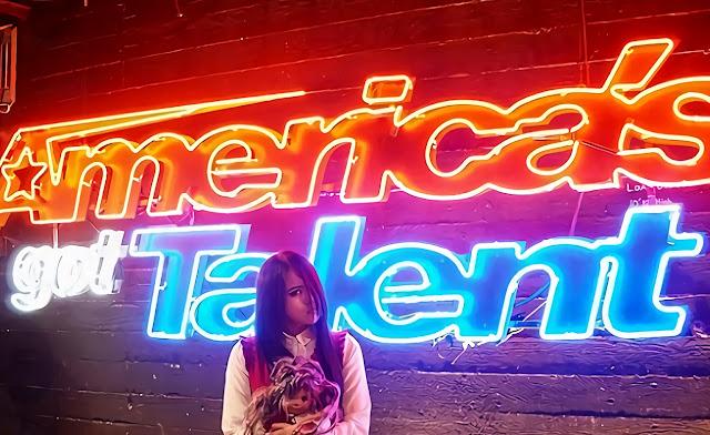 Hebat! The Sacred Riana kembali lagi menuju America's Got Talent 2018!