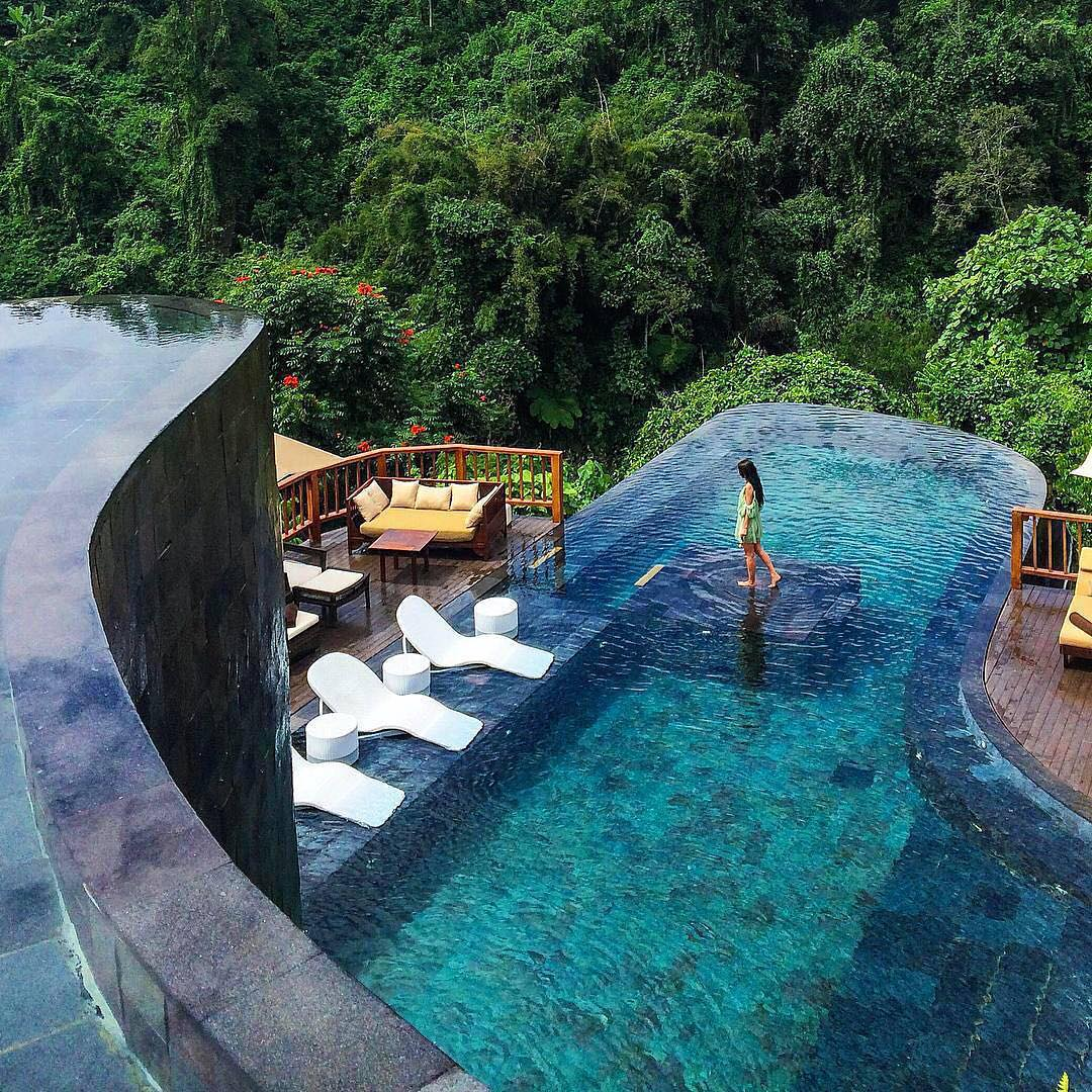 Green Sukabumi stone Tiles (Infinite Bali Pool Tiles In ...