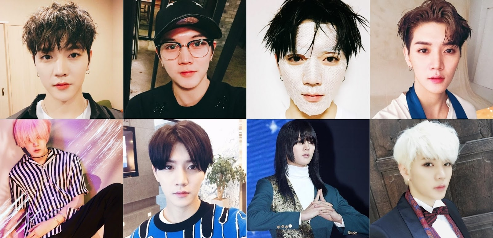 Grupo de K-pop Nu'est - Ren