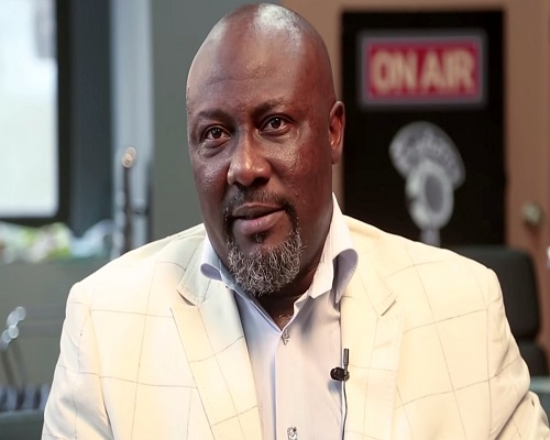 DINO MELAYE ARRAIGNED IN COURT BY POLICE