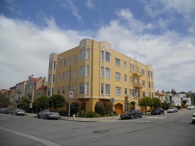 San Francisco City Guides Marina Art Deco Walking Tour