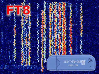 Receive FT8 with WSJT-X and RTL-SDR