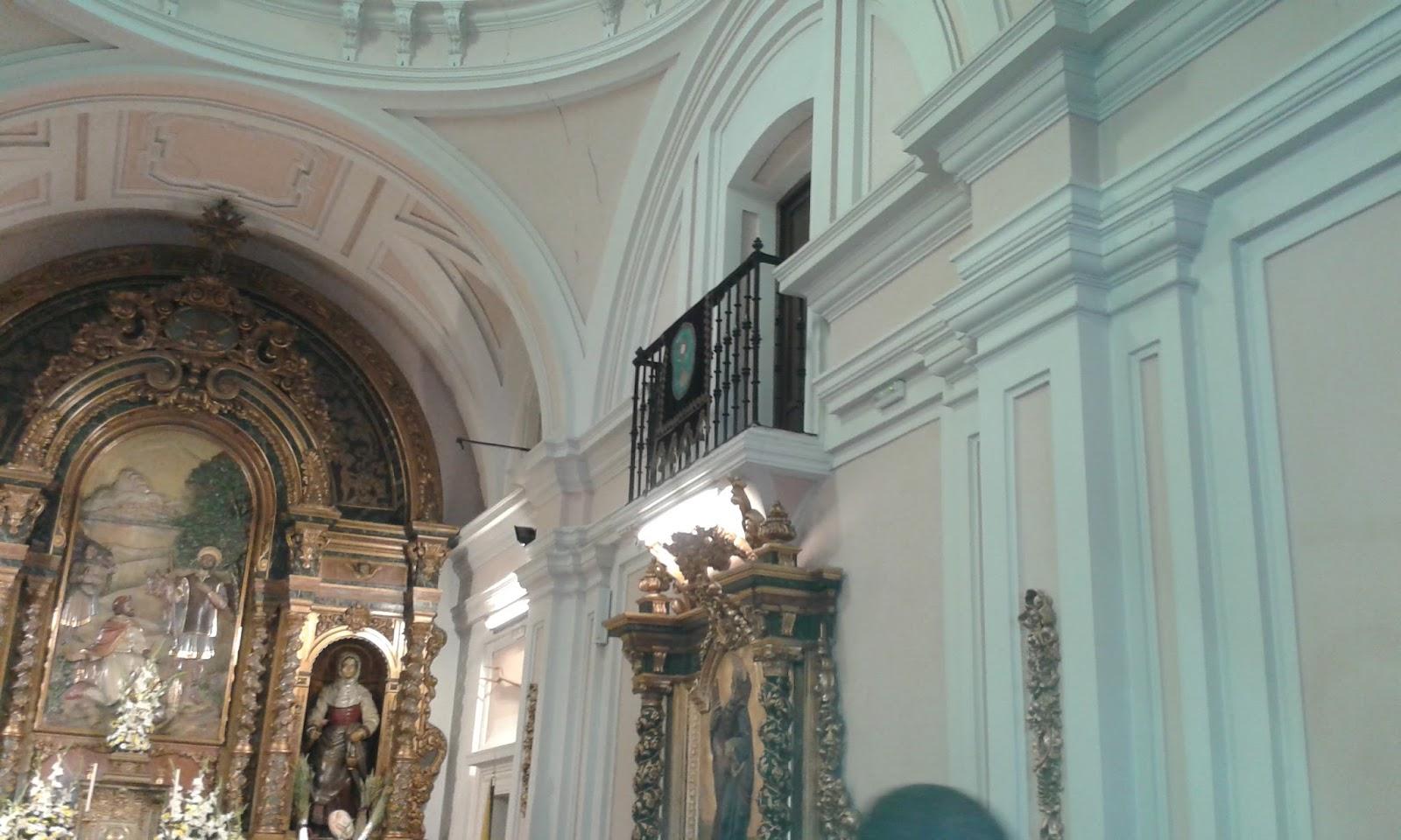 Madrid con encanto ermita y fuente de san isidro for Ministerio del interior san isidro