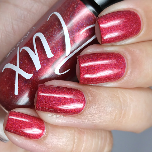 Tux Polish - Red Delicious