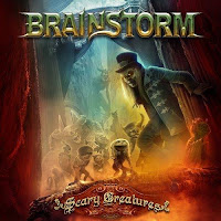"Brainstorm - ""Scary Creatures"""