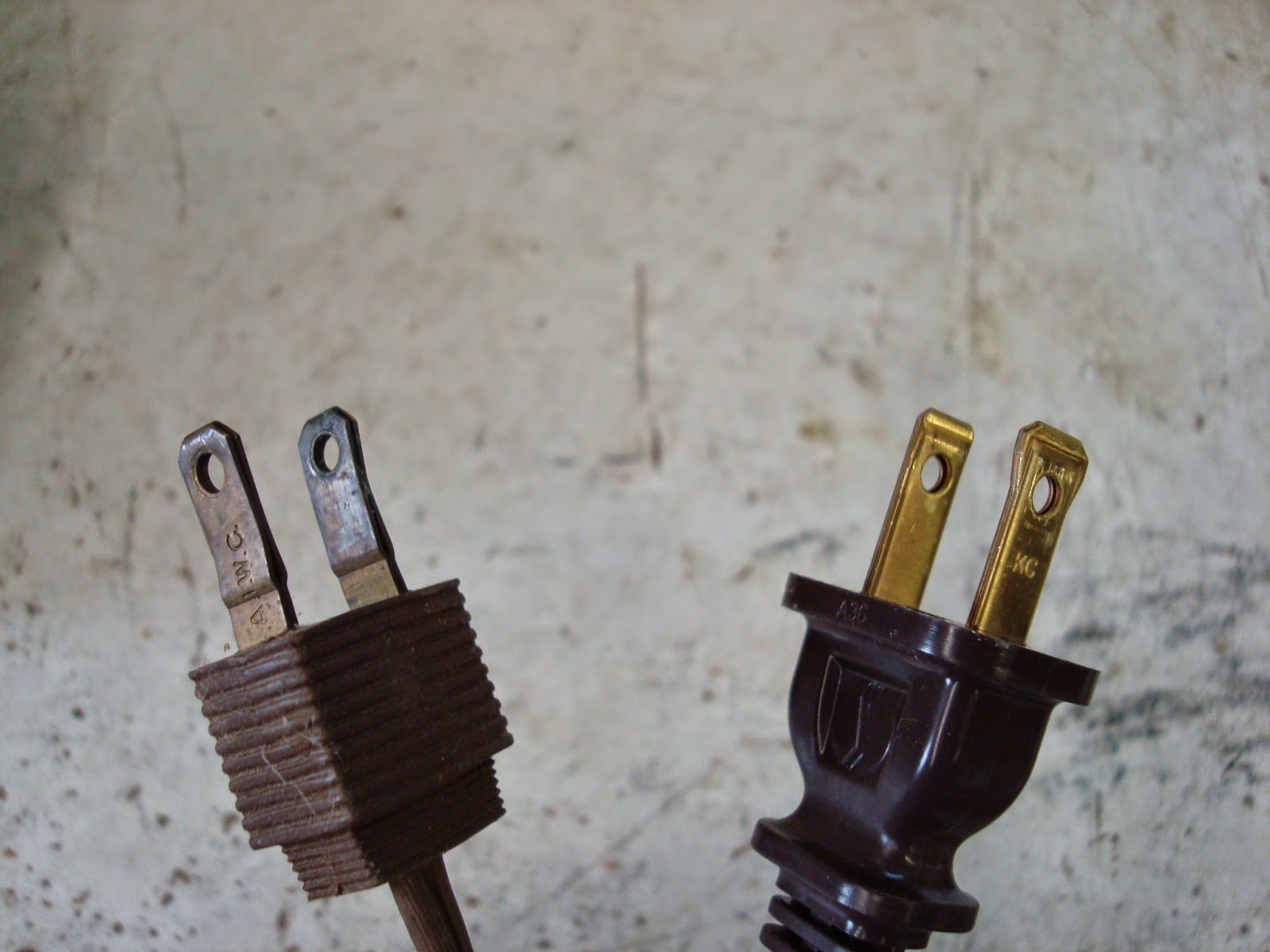 Wiring A Plug Gold And Silver