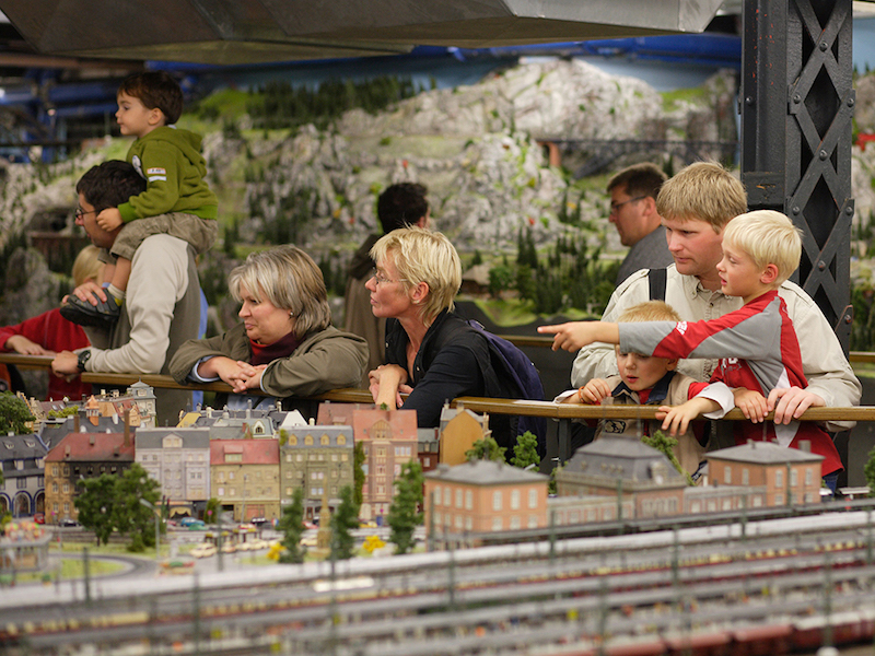 Miniatur Wunderland Hamburg, Niemcy, Hamburg, Miniatur Wunderland dla dzieci, Hamburg atrakcje dla dzieci, co zobaczyć w Hamburgu, pociągi w Hamburgu,