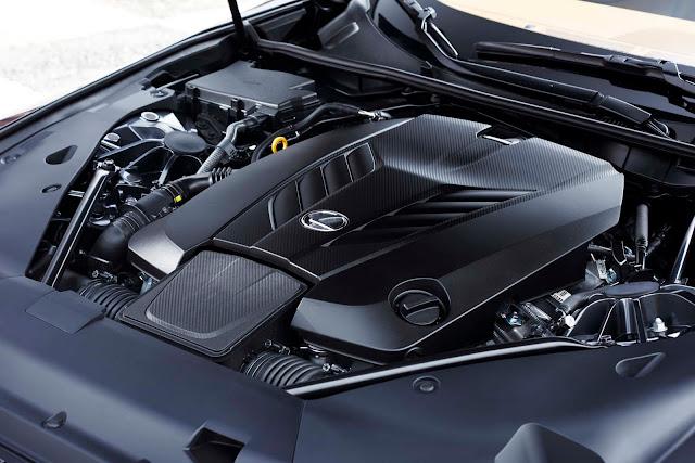 Supercar Lexus LC 500