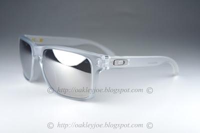 239d8526ef Oakley Holbrook Clear Chrome Iridium « One More Soul