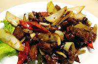 Resepi Daging Masak Black Pepper