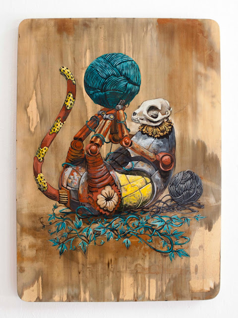 Street Art Solo Show By Pixel Pancho In Turin , Italy preview