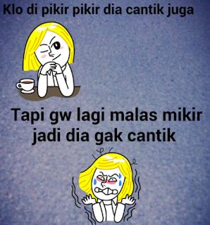 Gambar Chat Lucu Gokil dp bbm line brown cony