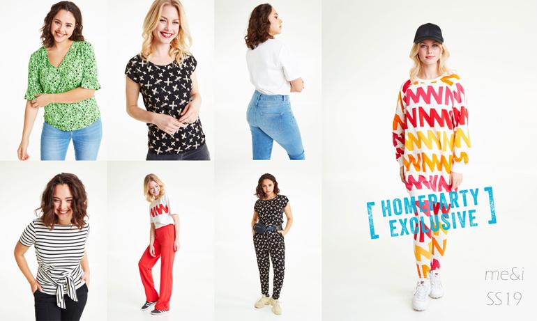 me&i ss19 mallisto naisten vaatteet