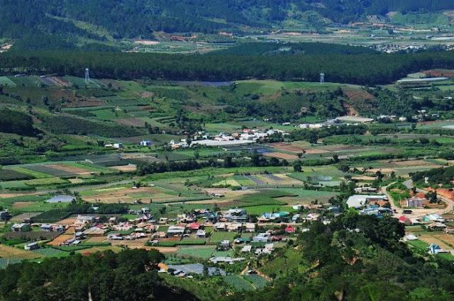 Hình ảnh Thị trấn D'ran ở Đà Lạt