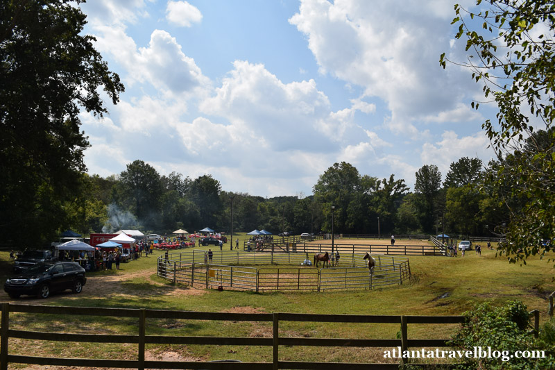 Little Creek Farm Conservancy HorseFest 2017
