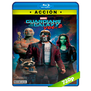 Guardianes de la galaxia Vol. 2 (2017) BRRip 720p Audio Dual Latino-Ingles
