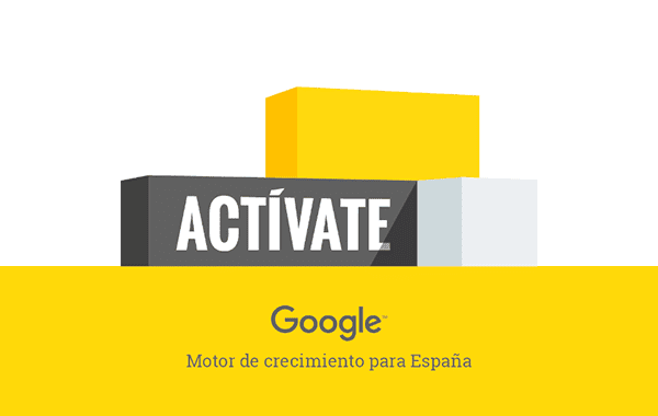 logotipo google activate