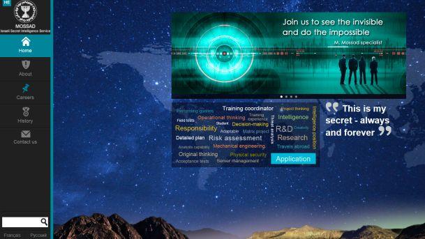 Mossad investe em startups de alta tecnologia