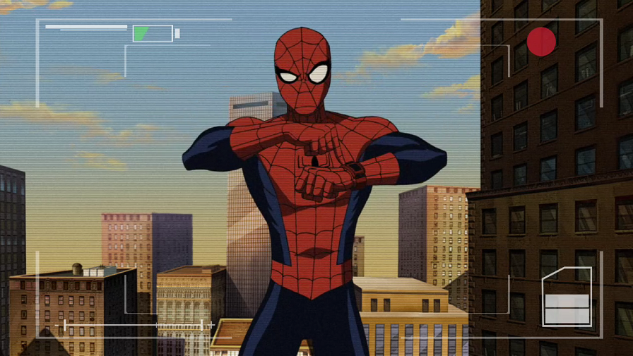 Series De TV Ultimate Spider Man SE Latino