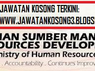 Jawatan Kosong Pembangunan Sumber Manusia Berhad 04 Julai 2017