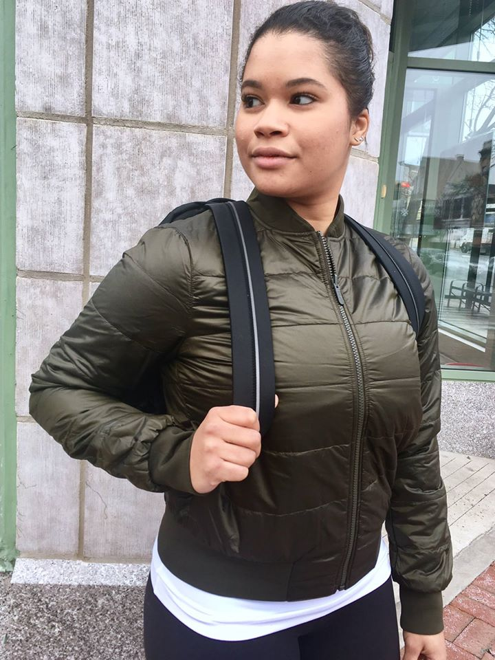 f6986bfda Lululemon Addict: Non Stop Bomber Jacket, Short Stop Tank, and More