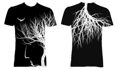 Cara Terbaik Desain Kaos yang Menarik