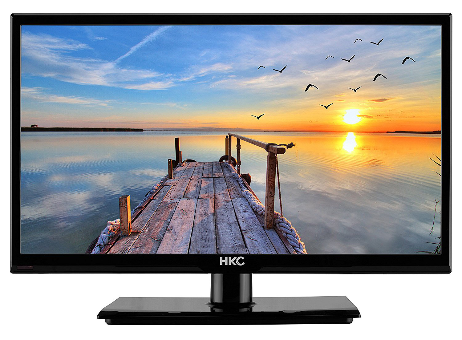 "HKC 20C1NB 20"" LED TV ( Full-HD 1920X1080"