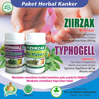 paket obat kanker De Nature di Aceh Barat Daya