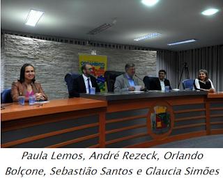 Orçamento estadual 2017 é debatido na Câmara de Barretos (Assembléia Legislativa de SP)