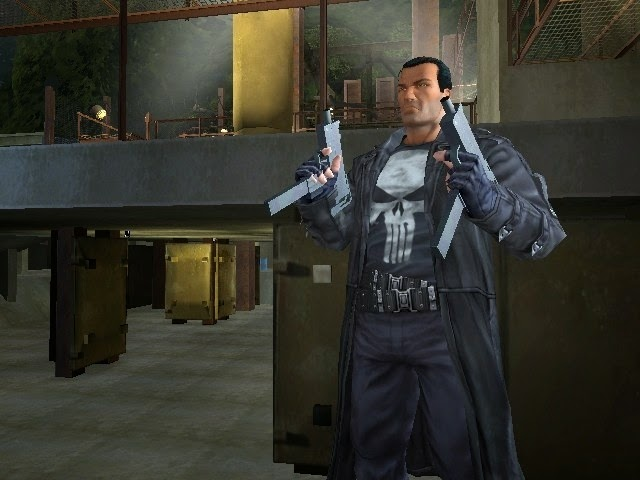 Download The Punisher pc game highly compressed only 249 MB
