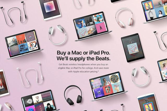 """Apple ra mắt chương trình """"Back to School 2017"""" với nhiều ưu đãi lớn cho học sinh, sinh viên"""