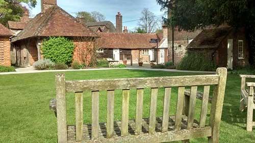 Jane Austen's House Museum.