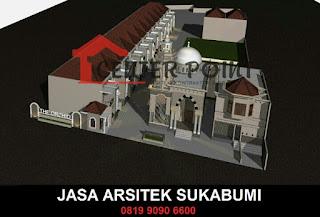 Konsultan Arsitek Sukabumi Profesional