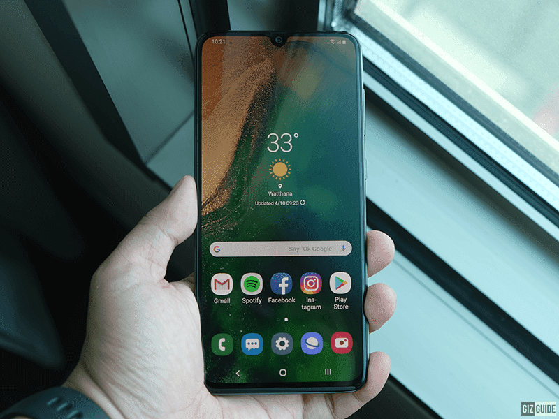List of all the Samsung Galaxy A series phones in 2019