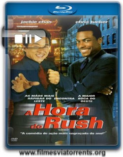 A Hora do Rush Torrent - BluRay Rip 720p Legendado (1998)