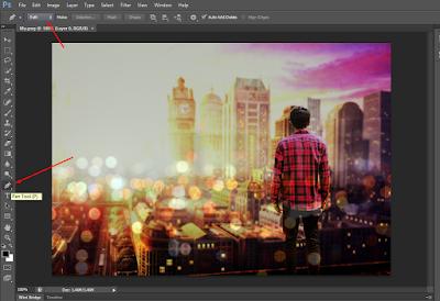 [Tutorial Photoshop] Cara Rapi Seleksi Gambar di Photoshop 14