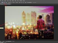[Tutorial Photoshop] Cara Rapi Seleksi Gambar di Photoshop