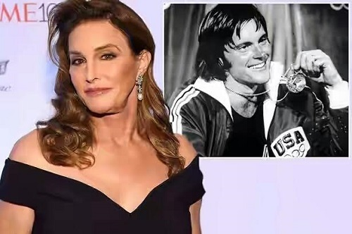 CAITLYN JENNER TO GO UNCLAD ON SPORTS ILLUSTRATED COVER