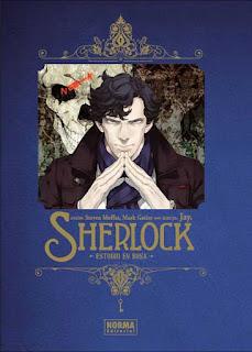 Sherlock: Estudio en Rosa Edición Especial