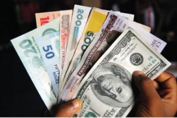 Naira Reciates Against Dollar Pounds Euro