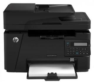 HP LaserJet M127fs Printer Drivers & Software Download