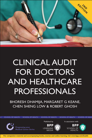 Clinical Audit for Doctors and Healthcare Professionals (Progressing Your Medical Career) PDF (February 1, 2012)