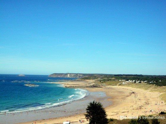 Playa Le Palus, Plohua, Bretaña Francesa