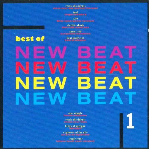 New Beat válogatás a legjobbakból 1989-ből
