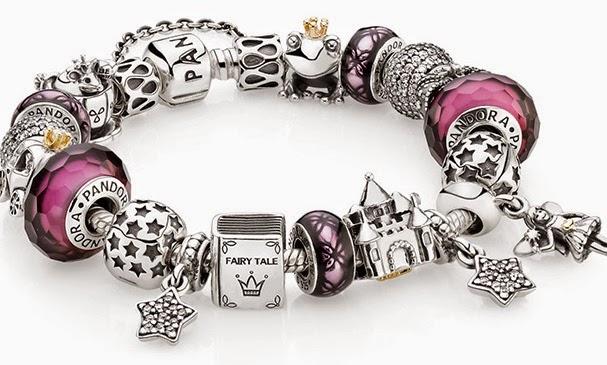 Onde comprar pulseiras Pandora em Orlando e Miami