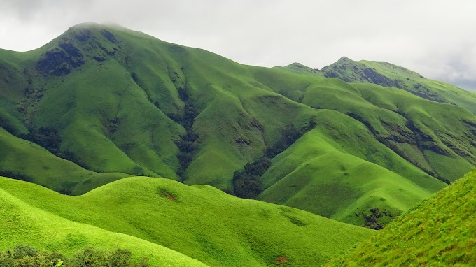 The Beautiful Kudremukh -Most beautiful grasslands I ever saw..