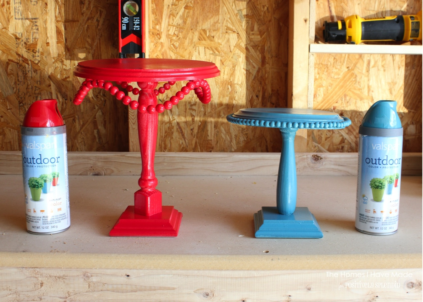 Diy Beaded Cake Stands